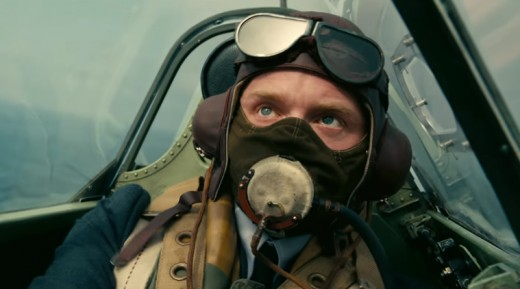 Jack Lowden as 'Collins', an RAF pilot