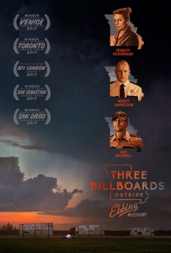 Igniting a Cold Case: Three Billboards Outside Ebbing, Missouri