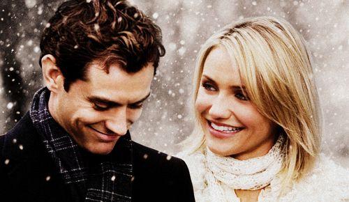 Diaz & Law Together forever in season's festive love