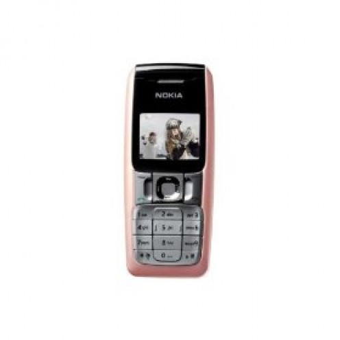 My current mobile is a Nokia 2310 Pink cell