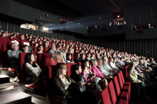 Movie-goers