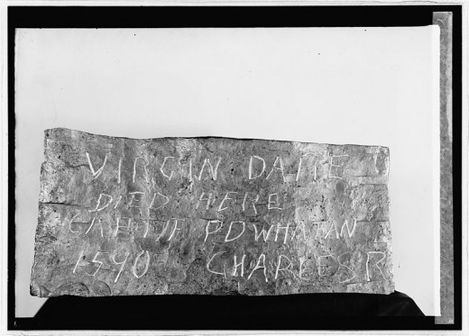 "The ""Virginia Dare"" stones were found to be a fraudulent heist."