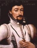 Edward de Vere's