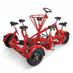 7 person tricycle? Please post the truly dumbest things for Christmas gifts.