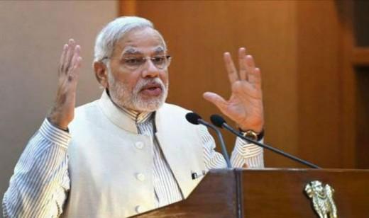Nemesis of the Gandhi family-Narendra Modi