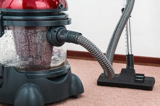 Home Carpet Cleaning Method