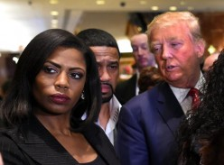 Are you happy that pedo Moore lost in Alabama and Omarosa was fired from WH?