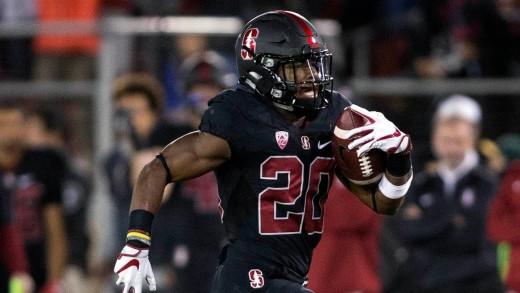 Bryce Love, RB Stanford