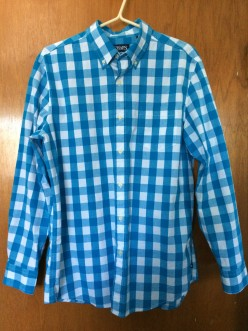 Review of Chaps Stretch Poplin Shirt