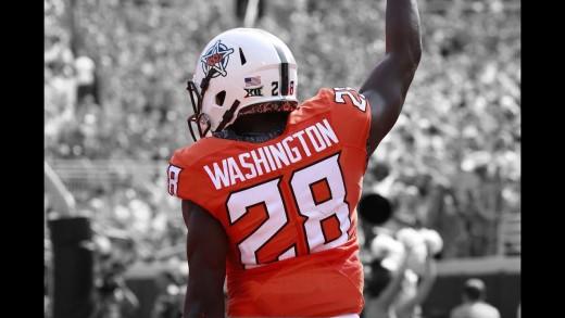 James Washington, WR Oklahoma State