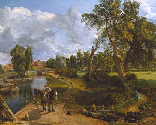 Flatford Mill by John Constable is an idyllic view of rural England in the 19th century. But what was life really like for an agricultural worker with no sewerage system or tarmac roads?