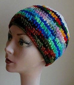 How to Crochet a Hat - Video, Free Patterns, Free Instructions ...