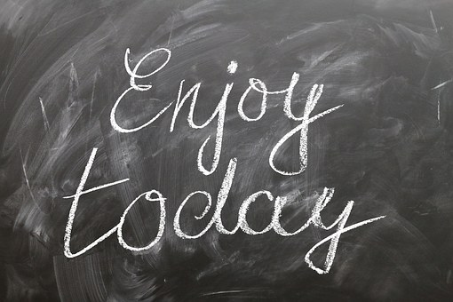 Simple Pleasures - Just Enjoy Today
