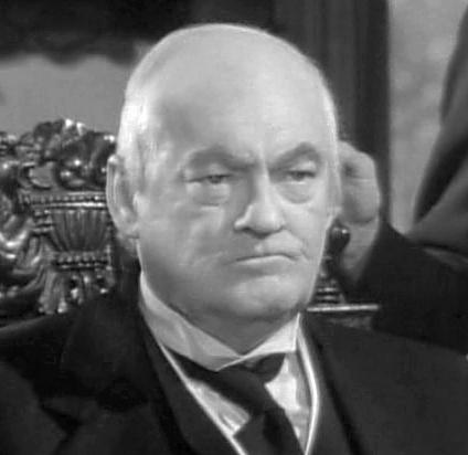 Mr. Potter (Lionel Barrymore)