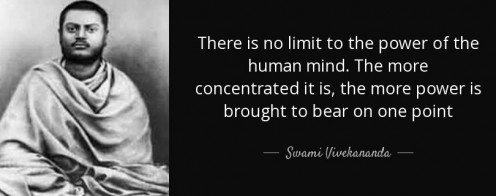 Power of Human Mind