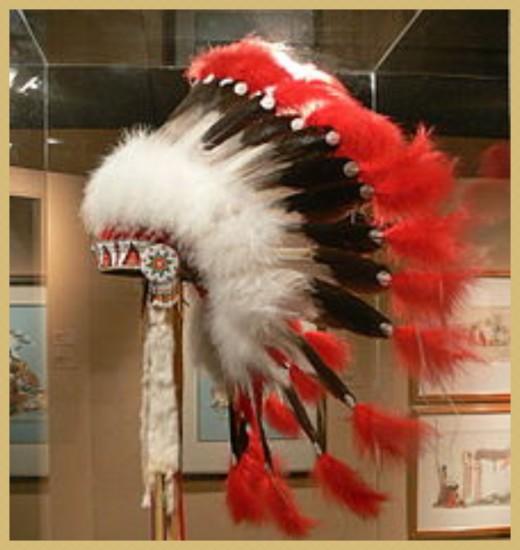 Muscogee War Bonnet