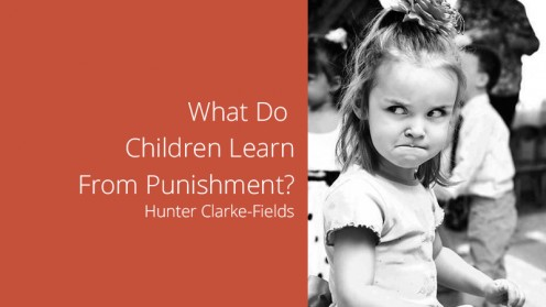 Very good, new article I found about a dad discovering his views on punishing his children.
