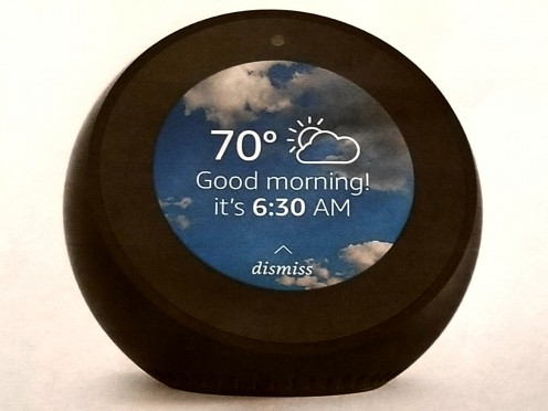 Why Amazon's Echo Spot Is the Perfect Alarm Clock