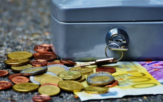 The importance of keeping money locked away for a rainy day can't be underestimated.