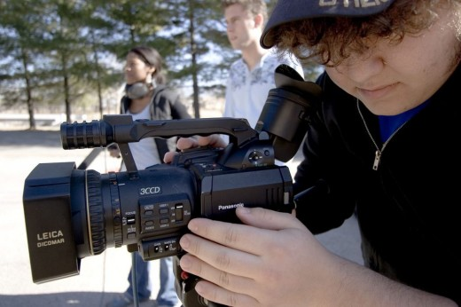 Documentary film making can be part of project-based learning in your civics class.