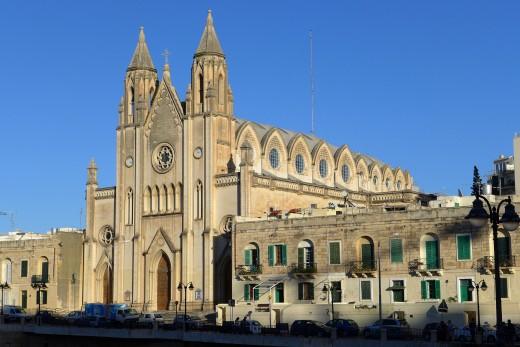 Carmelite Church, Balluta