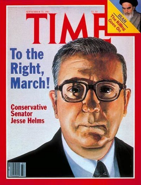 Jesse Helms was considered one of the most vital conservative politicians of the twentieth century.