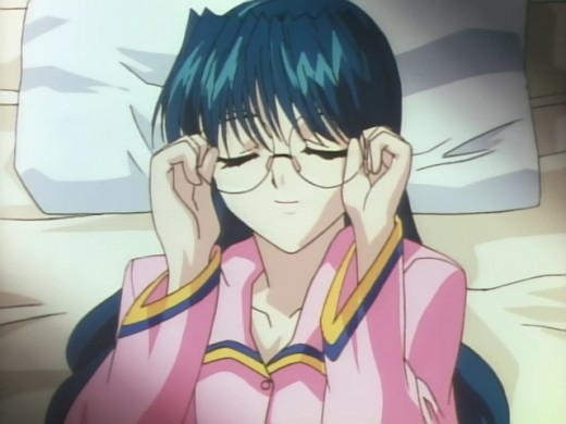 For genius inventor Yukina, sleeping in until noon before piloting a mech and saving the city is just another Tuesday.