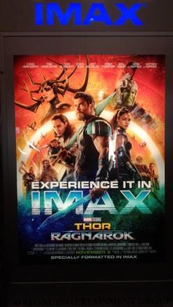 Thor Ragnarok Film