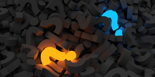 (cc image - via Pixabay) - Thoughts?... Ideas?...