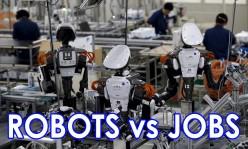 Robots vs Jobs: Will Your Job Be Lost to Robotics?