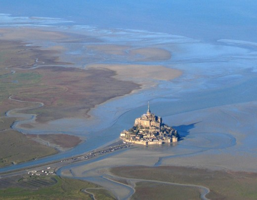 When on campaign with William in Brittany Harold rescued one of the Norman soldiers from qicksand near Mont St Michel