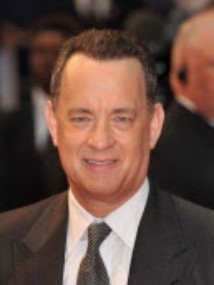 Tom Hanks is in...