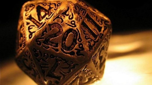 The D20: The key to any D&D campaign