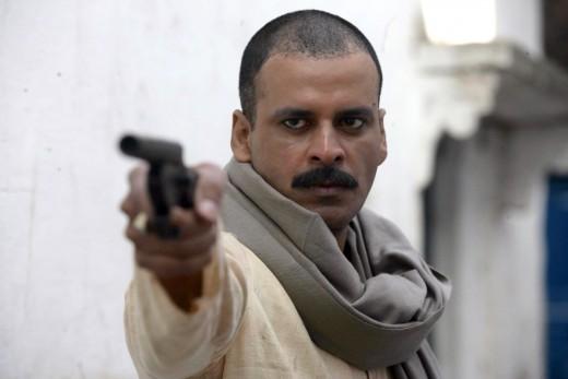 Manoj Bajpai in the film