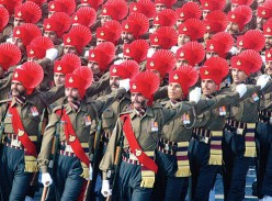 A Look at the only Scheduled Caste Regiment the 'Chamar regiment' of the Indian army