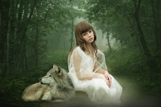 Wolves have been associated with many ancient gods and goddesses.