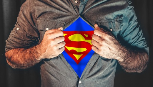 To many of your students, you're a hero. Use your hero status to teach rich vocabulary in your classroom!