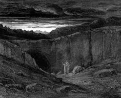 Tales From Mephitis. Chapter 3: The Gorge of Morbio Inferiore