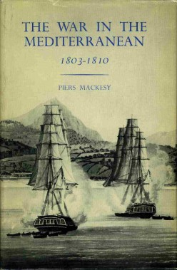 The War in the Mediterranean 1803-1810 Review