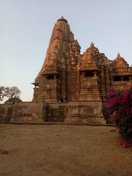 Hindu Temple of Khajuraho