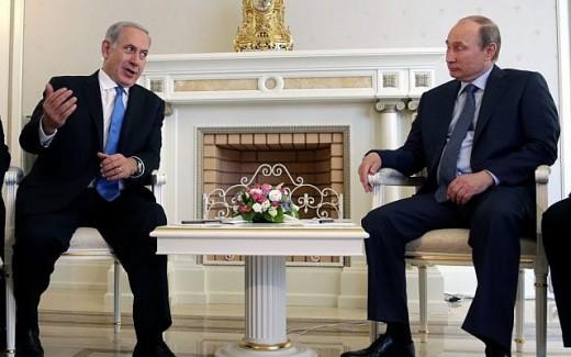 Putin explains to Israeli PM