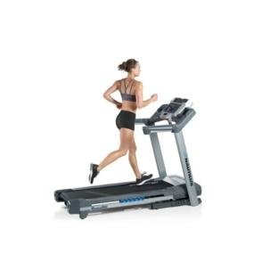 Running on a treadmill is very easy and convenient when done at home