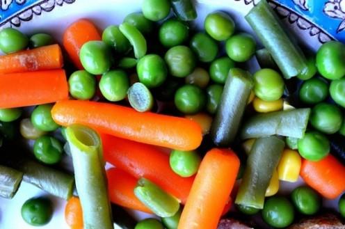 Vegetable Mixer