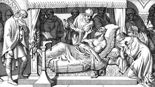 Eadward's death and Harold's crowning at Christmas AD 1065 precipitated William's action to begin assembling a fleet for an invasion. But that would take time yet...