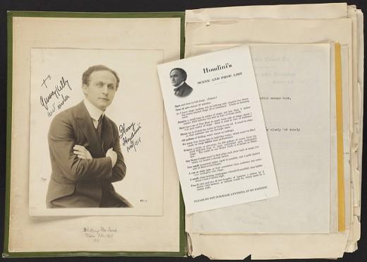 A Houdini Scrapbook