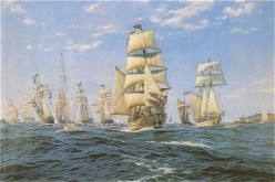 The First Fleet and Founding of Australia