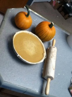 From Scratch: Pumpkin to Pie