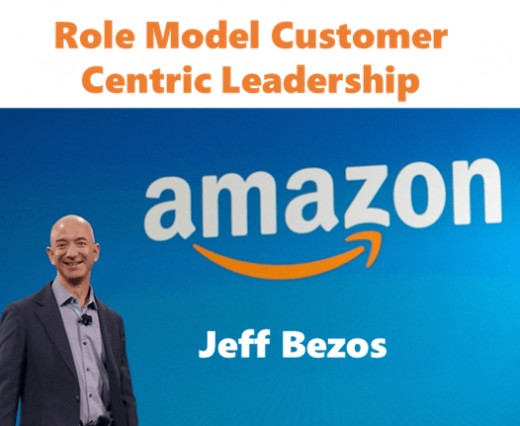 (cc image - Bezos) - Jeff Bezos, the founder and CEO of Amazon (.com) - the superstore nobody saw coming, and since its rise in the late 90s, it has become a household web-known brand, and is still on the rise today