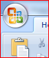 now you see the Msoffice logo you can select the logo and its show you the new file or open the left file