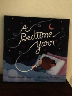 Color Brings Comfort to Bedtime in Imaginative Picture Book That Will Help with the Scariness of the Dark
